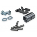 MOTOR COUPLING SET - spare parts